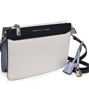 Adrienne Vittadini Color Block Collection Bag
